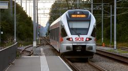 Several Burned, Stabbed In Swiss Train