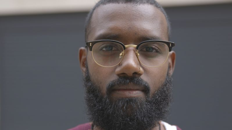 Black Lives Matter UK activist Joshua Virasami speaks about the 'racist crisis' in Britain to the Huffington...