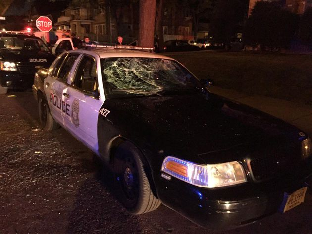 Violent Protests Erupt In Milwaukee After Police Kill Suspect At Traffic