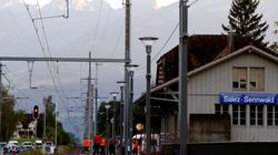 Woman And Suspect In Swiss Train Attack Die Of Their