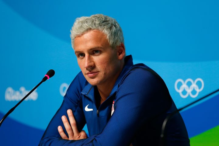 Olympic swimmer Ryan Lochte was one of four U.S. athletes held up by robbers posing as police officers in Rio de Janeiro