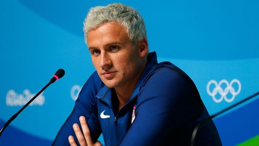 Olympians robbed in Rio