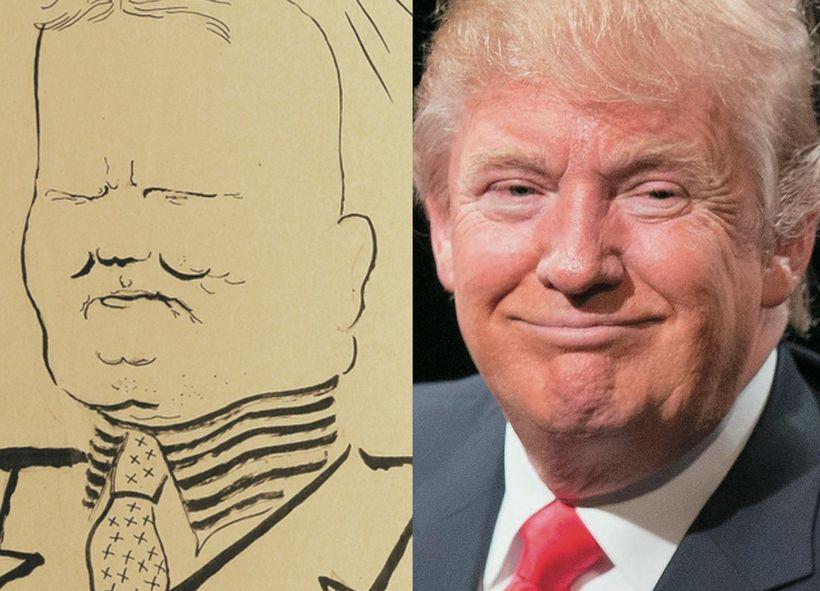 "Detail: <i>Hoover</i> &copy; Estate of George Grosz<br>Courtesy <a href=""http://www.sidebysidegallery.com"" target=""_blank"">Ak"