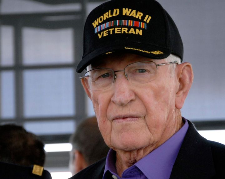 <i>Clem Dowler returned&nbsp;to the Avord Air Base in France 70 years after his B-17 was shot down</i>