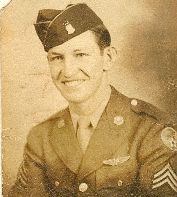 <i>Clem Dowler prior to the war</i>