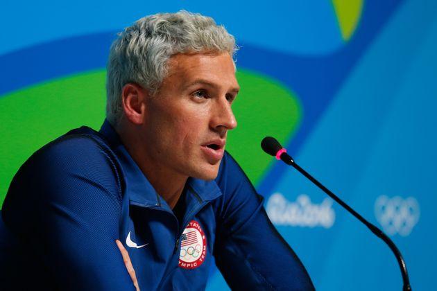 US Swimmer Ryan Lochte Robbed At Gunpoint In