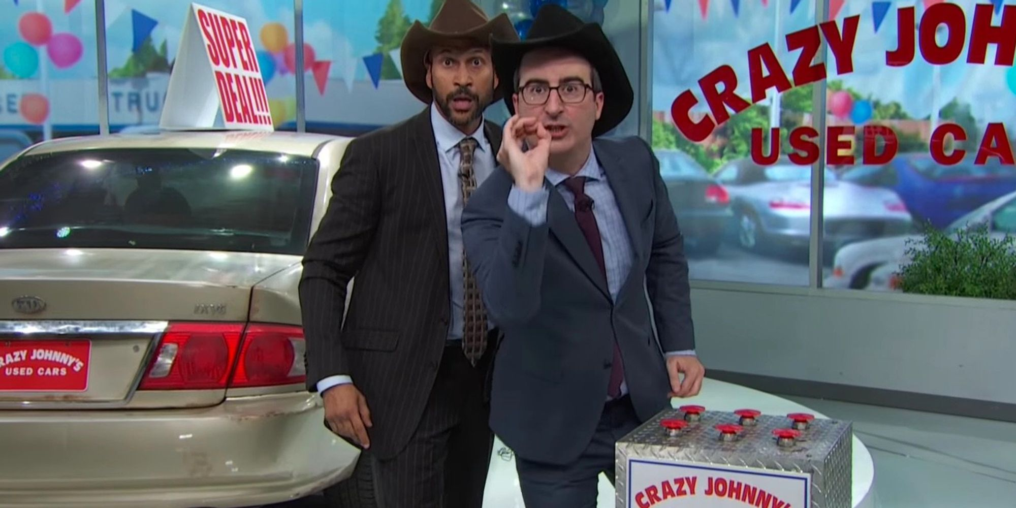 Buying A Used Car? John Oliver Has The Ugly Truth About