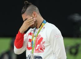 Louis Smith Has Set The Record Straight On Claims He Threw A Strop