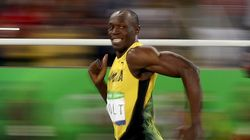 Usain Bolt's Smiling Face Is The Newest Olympic Internet