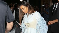 Kim Kardashian Blesses The World With An Explanation Of Her Corset