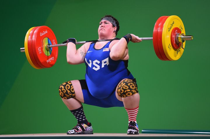 """Robles, who served a two-year ban from her sport, said of the bronze, """"This means a lot."""""""