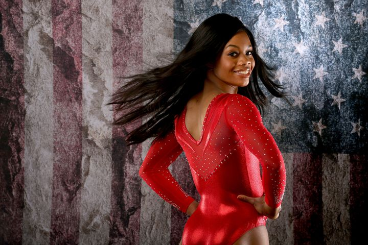 Gabby Douglas: A f**king champ who has zero time for any online hate that gets thrown her way.