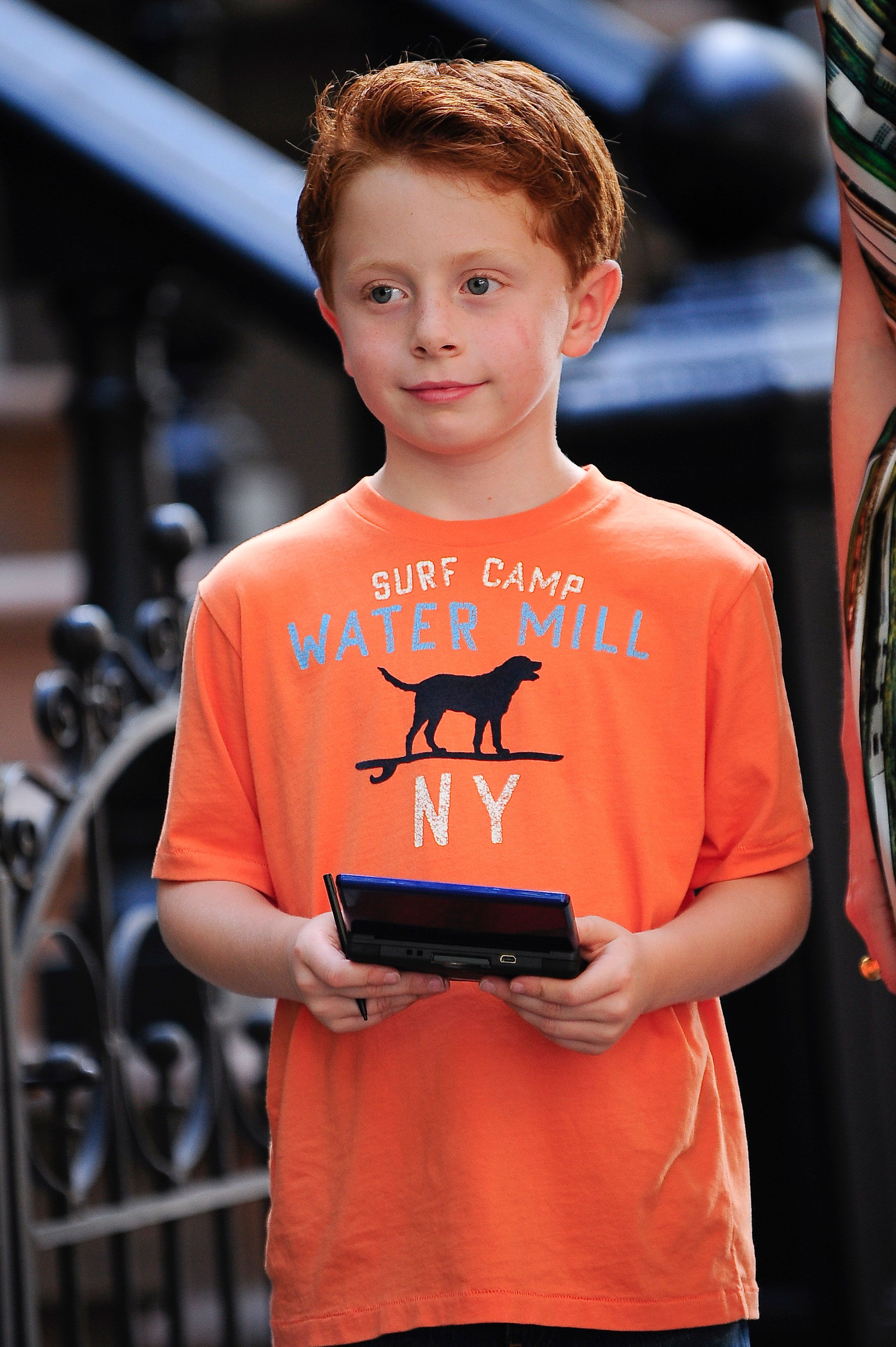 Joseph Pupo as the adorable Brady Hobbes in 2009.