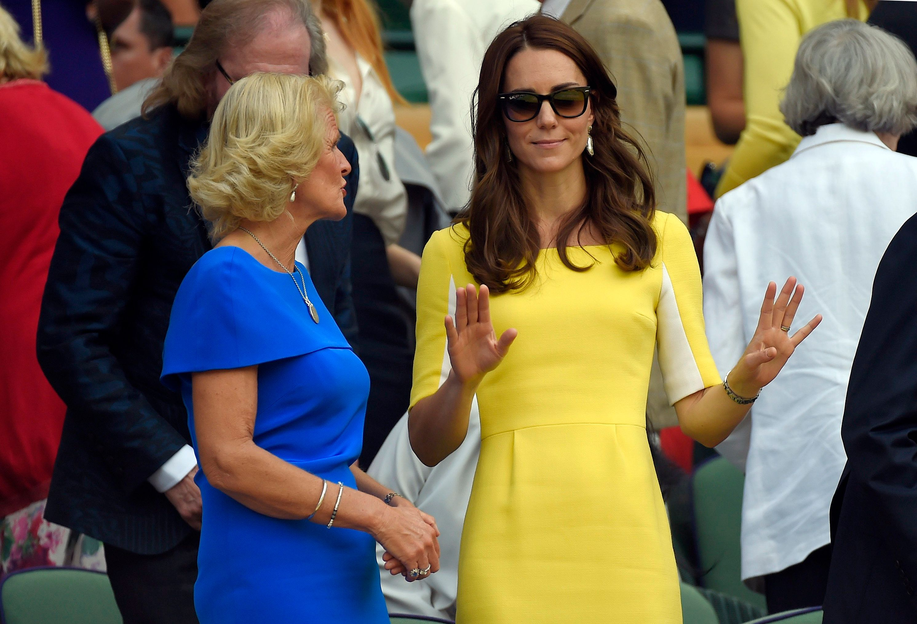 Duchess Kate Yet Again Proves She's A Mental Health
