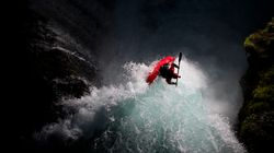 National Geographic's 8 Most Extreme Adventure Photos This