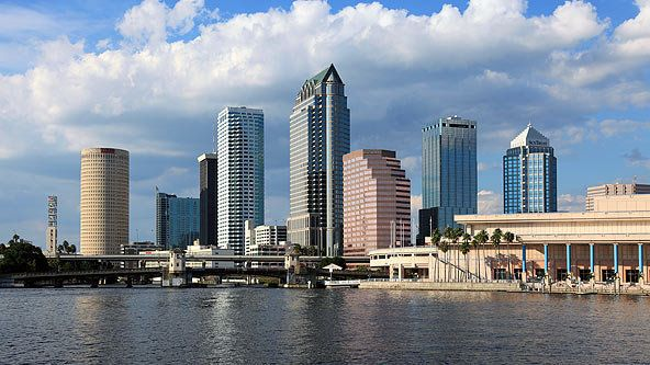 Tampa was the most affordable city in the top 10 and the third most affordable overall.