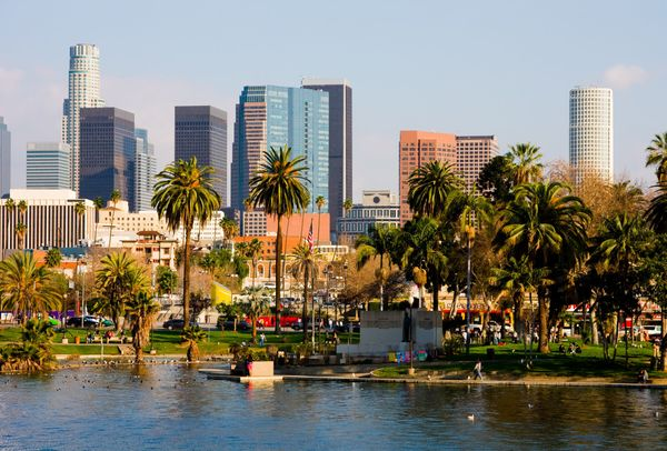 Los Angeles ranked second overall for quality of life.