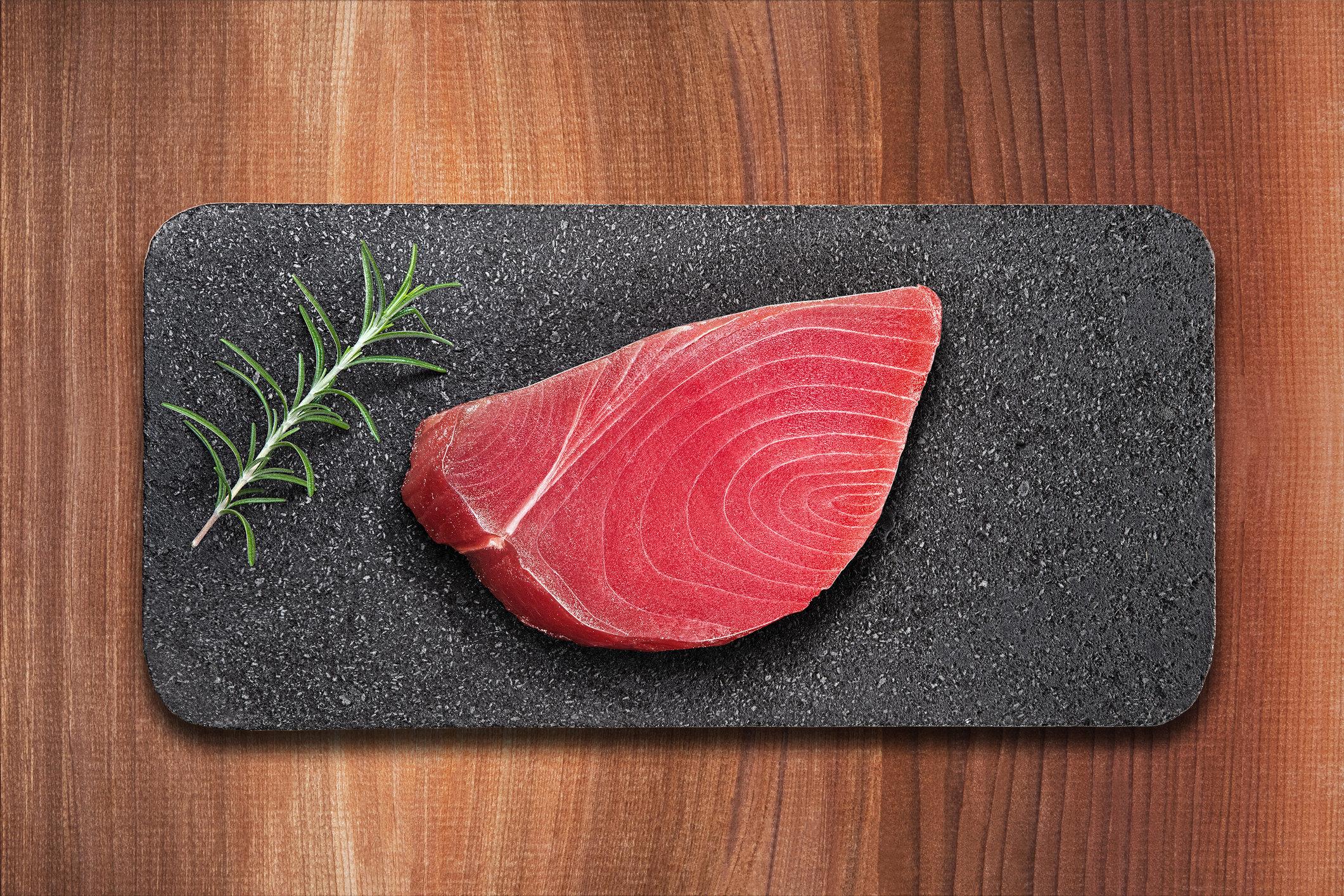 Raw Blufin Tuna
