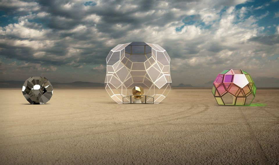 The 12 Most Mind-Melting Artworks Headed To Burning Man This