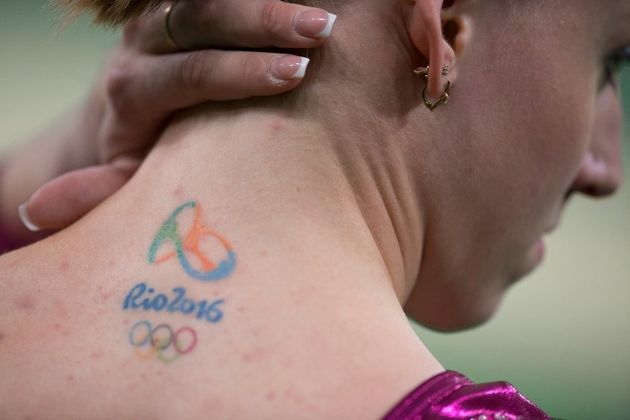 These Are The 12 Coolest Tattoos Spotted On Olympic
