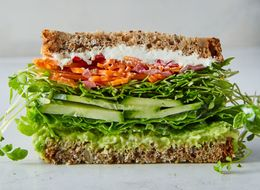 You Won't Even Miss The Meat With These Delicious Vegetarian Sandwiches