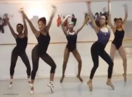 This Dance Style Fuses Hip-Hop With Ballet, And It's So On Pointe