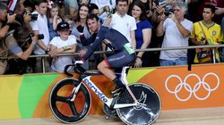 Mark Cavendish Has Won His First Olympic Medal - But No-One Knew What Was Going On