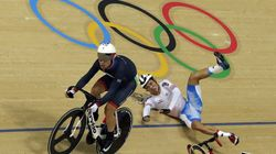 Mark Cavendish Clashes With Journalist After Olympic Crash Drama
