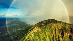 Hawaii Might Just Have The Best Rainbows On The
