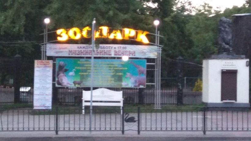 The Kaliningrad Zoo is highly acclaimed