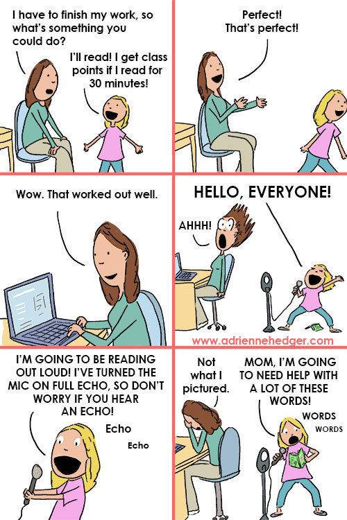 Hilarious Comics That Sum Up BackToSchool Season HuffPost - 19 hilarious photos of parents celebrating the day their kids go back to school