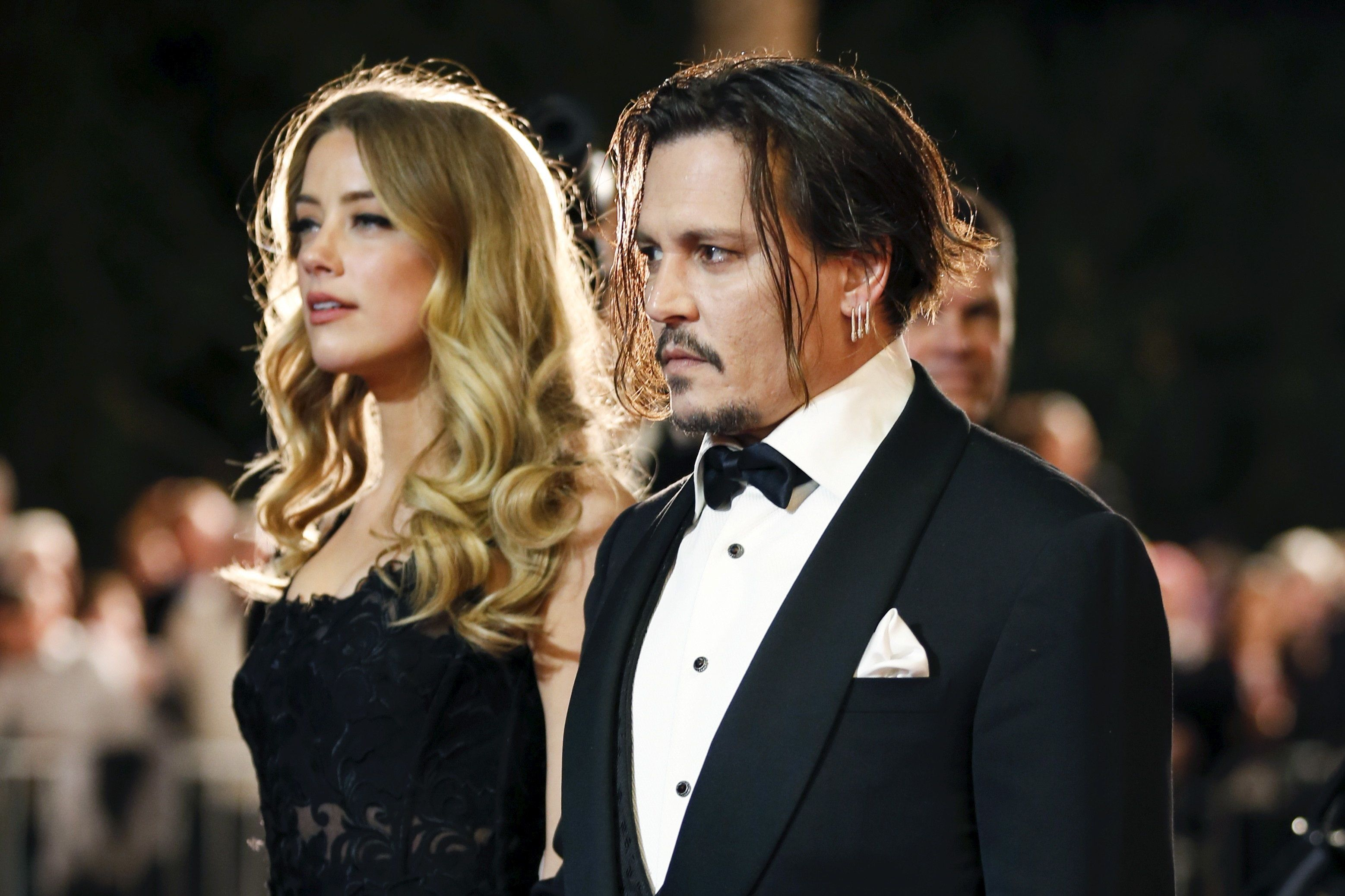 Things Take A Grisly Turn In The Depp/Heard Divorce