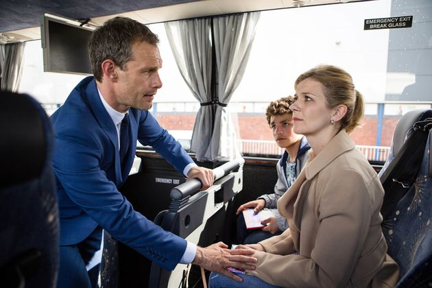 How will Steve feel if Nick gets Leanne to