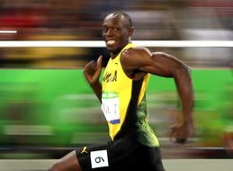 Usain Bolt's Cheeky Smile Is The Funniest Thing At The Olympics Right Now