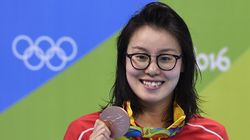 Chinese Swimmer Gives Zero F**ks About Being On Her Period At
