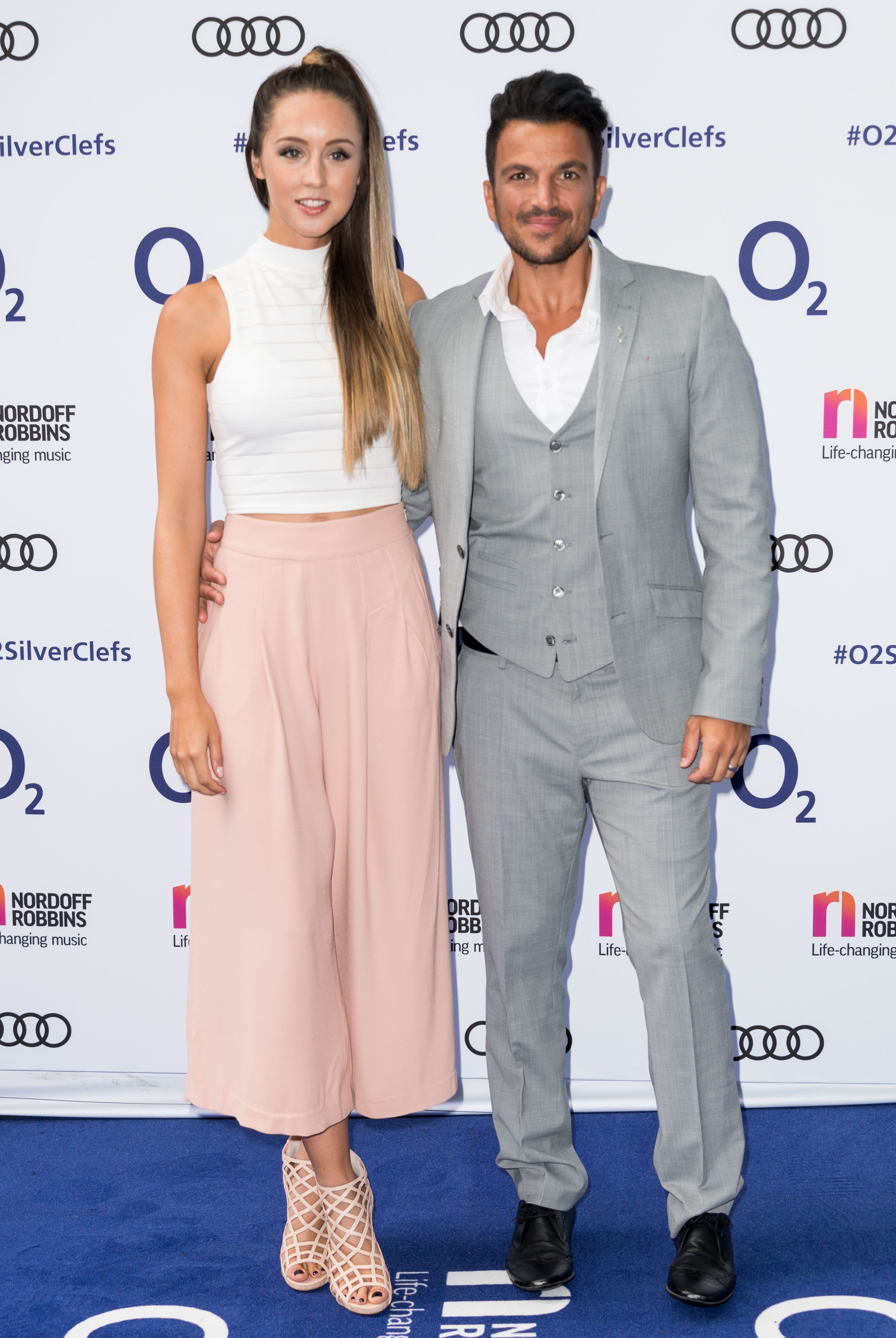 Peter Andre Promises Not To 'Torture' New Baby With His Own Music When Emily MacDonagh Gives