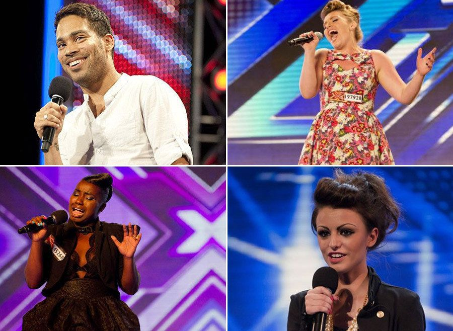 X Factor's Best Auditions Ever: From Cher Lloyd And Leona ...