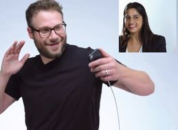 Seth Rogen Hijacks Stranger's Tinder Account And Goes To Town On Her Matches