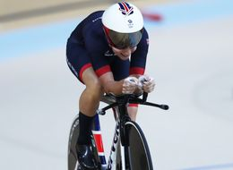 Here's Why Laura Trott Was Being Sick - But She's Still Tipped To Win