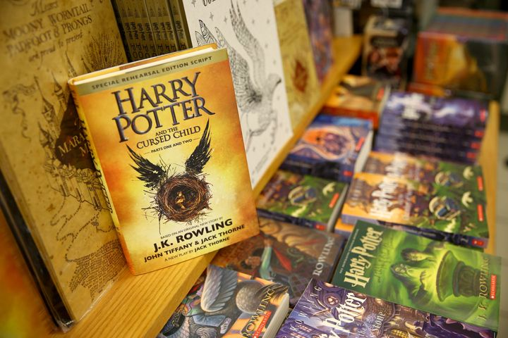 The New 'Harry Potter' Book Seems Like Fan Fiction Because It