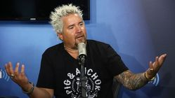 Guy Fieri Looks Really Alarming With Different