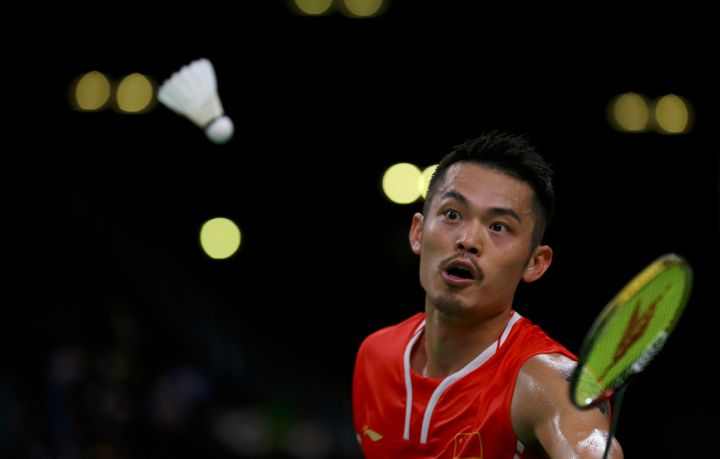 Lin Dan makes badminton look so very easy.