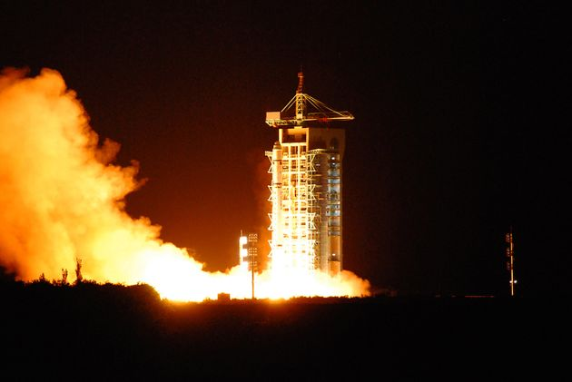 China Launches The World's First Quantum Satellite