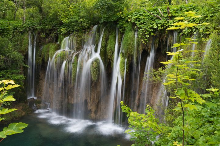 "Go to <a href=""http://www.huffingtonpost.com/carolyn-dickson/go-to-plitvice-lakes-croa_b_9162334.html"">Plitvice Lakes National Park</a>&nbsp;in your mind this summer, if not in your life.&nbsp;"