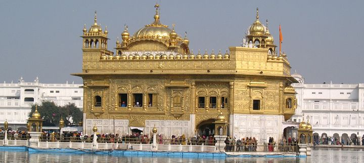 Golden Temple India