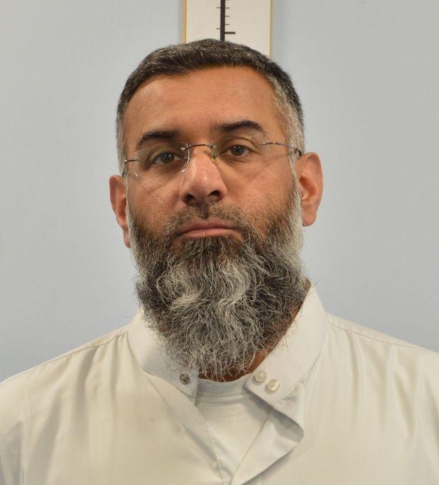 Anjem Choudary's