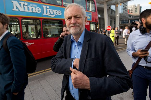 Jeremy Corbyn Has Already Done More Rallies For His Leadership Campaign Than He Did For
