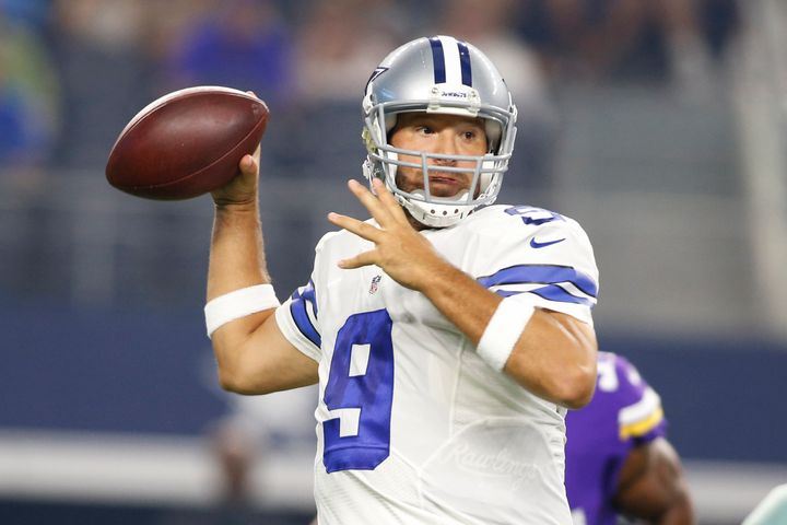 Tony Romo is healthy and armed with a full arsenal of talent, not to mention the best offensive line in pro football.