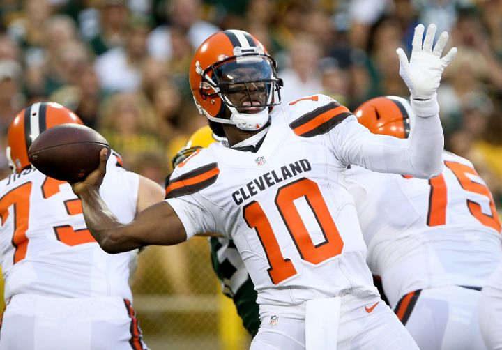 RG3 and the Browns could prove to be the perfect marriage.