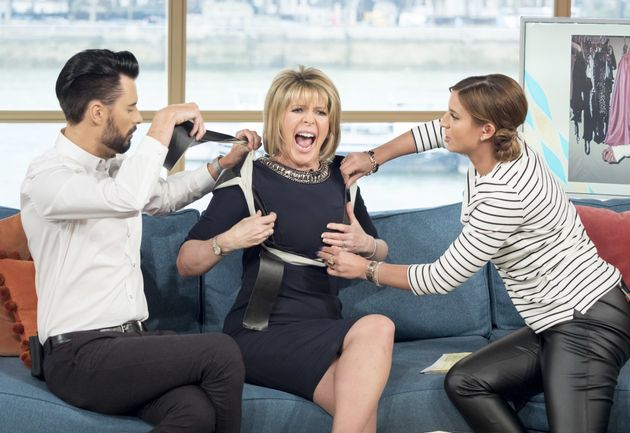 29 Times Ruth Langsford Was The Flawless Queen We Didn't
